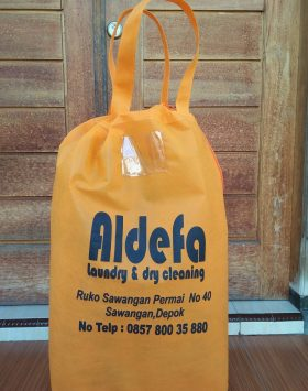 Tas Laundry Aldefa Laundry Orange taslaundry.com