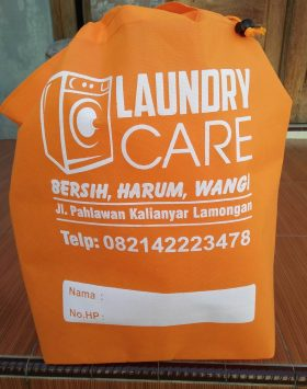 Tas Laundry Case Lamongan Orange taslaundry.com