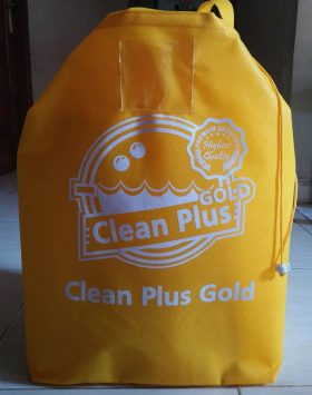 Tas Laundry Clean Plus Laundry Kuning taslaundry.com