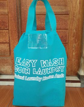 Tas Laundry Easy Wash Coin Laundry Biru taslaundry.com