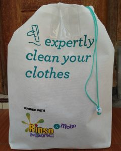 Tas Laundry Expertly Clean Your Clothes Putih taslaundry.com