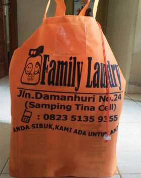 Tas Laundry Family Laundry Orange taslaundry.com