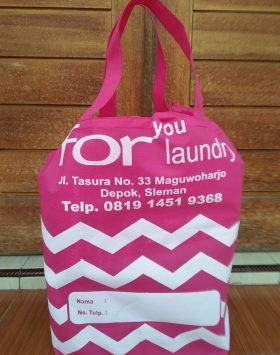 Tas Laundry For You Laundry Depok Sleman