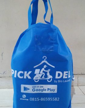 Tas Laundry Pick Delivery Bro Laundry Biru (2)