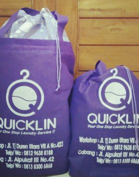 tas laundry quicklin laundry ungu